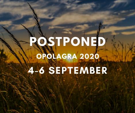 Opolagra 2020 - zmiana terminu